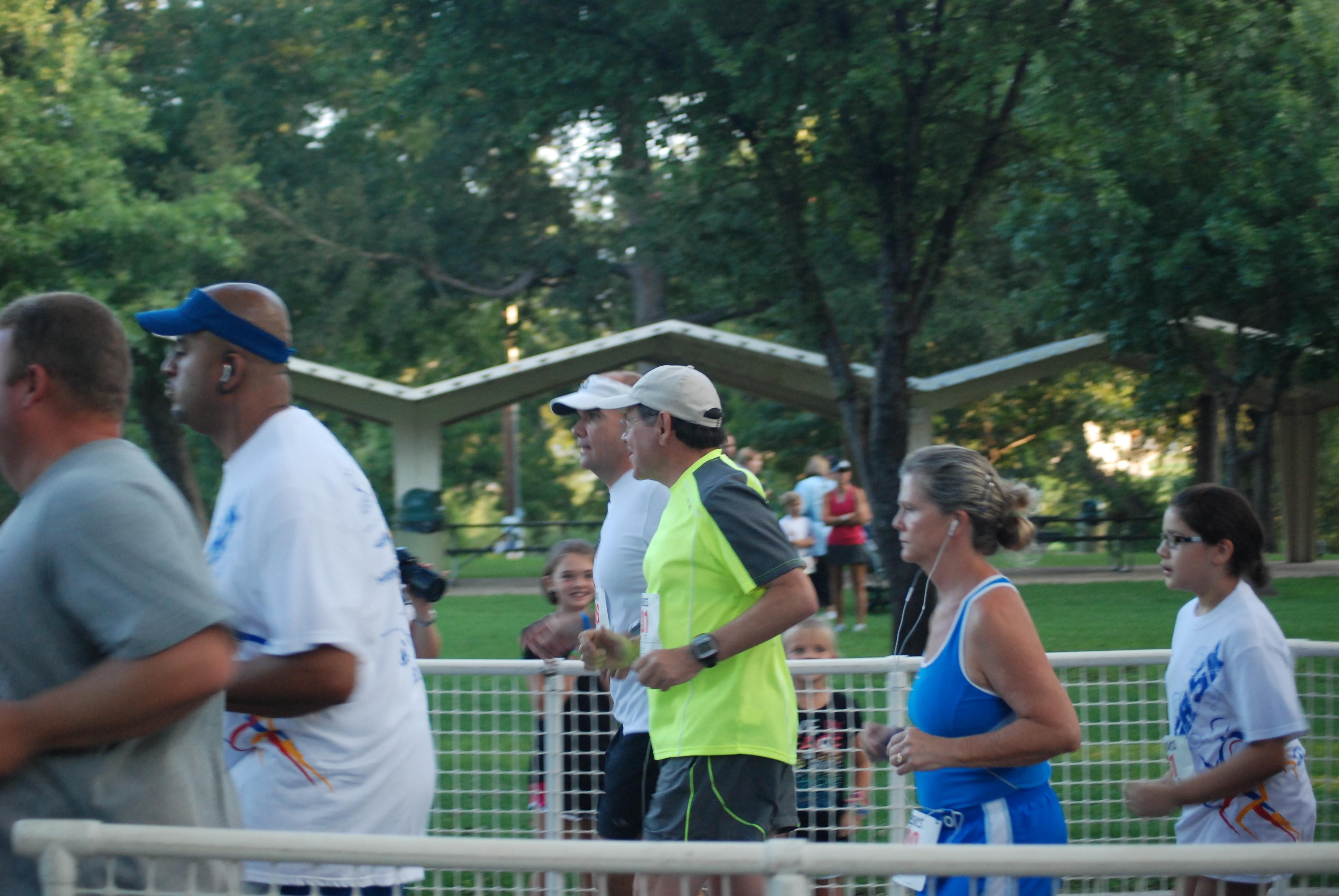 New math: 5K   10 miles = 66 #204371